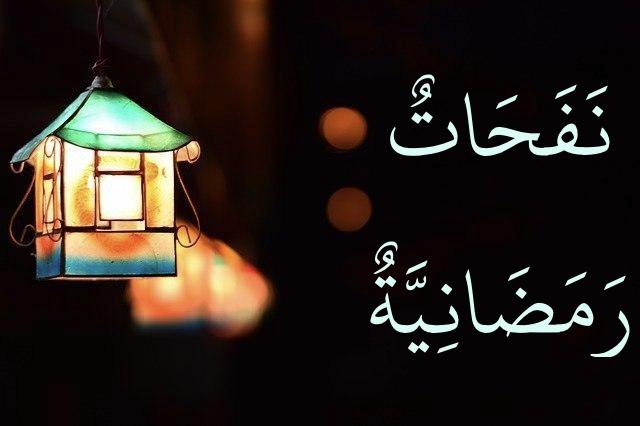 نفحات رمضانية من كتاب الطريقة المحمدية للإمام البركوي